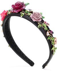 Dolce & Gabbana - Verzierter Haarreif - Lyst