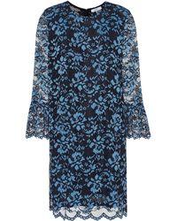 Ganni - Flynn Lace Dress - Lyst