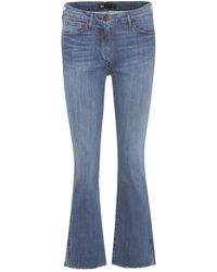 3x1 - W25 Mid-rise Cropped Jeans - Lyst