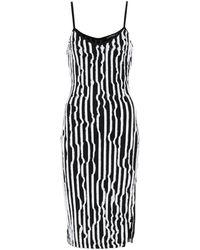 Y. Project - Stretch-jersey Dress - Lyst
