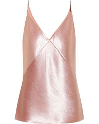 Vince - Satin Camisole - Lyst