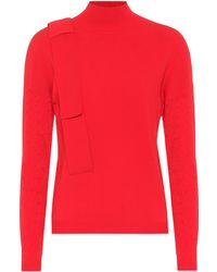 Delpozo - Verzierter Pullover - Lyst
