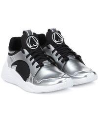 McQ - Sneakers Gishiki in pelle - Lyst