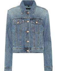 J Brand - Harlow Denim Jacket - Lyst