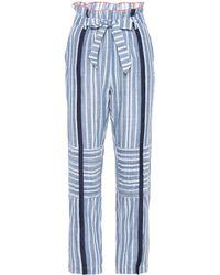 lemlem - Kosi Striped Cotton Pants - Lyst
