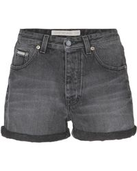 Calvin Klein - Mytheresa.com Exclusive High-waisted Shorts - Lyst