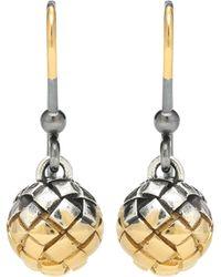 Bottega Veneta - Drop Earrings - Lyst