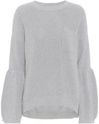 Brunello Cucinelli - Cotton Sweater - Lyst