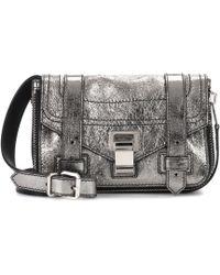 Proenza Schouler - Ps1+ Mini Leather Shoulder Bag - Lyst