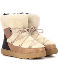 Moncler - Stephanie Ankle Boots - Lyst