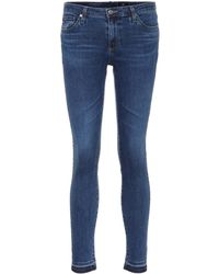AG Jeans - Jeans The Legging Ankle skinny - Lyst
