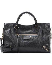 Balenciaga - Classic City S Leather Tote - Lyst
