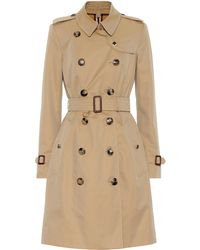 Burberry - The Kensington Heritage Trench Coat - Lyst