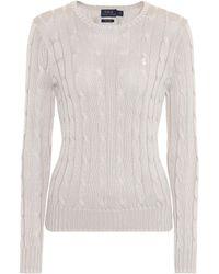 Polo Ralph Lauren   Cotton Sweater   Lyst