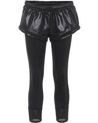 adidas By Stella McCartney - Black Essentials Tights - Lyst
