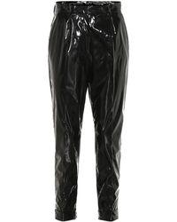 N°21 - Coated Pants - Lyst
