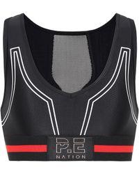 P.E Nation - Huddle Sports Bra - Lyst