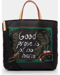 MZ Wallace - Library Tote - Lyst