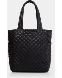 MZ Wallace - Quilted Black Max Tote - Lyst
