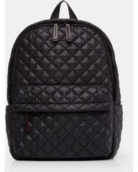 MZ Wallace - Black City Backpack - Lyst