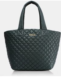 MZ Wallace - Quilted Grove Medium Metro Tote - Lyst