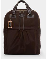 MZ Wallace - Chocolate Jordan Backpack - Lyst