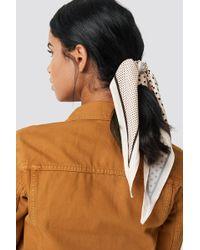 NA-KD - Polka Dot Hair Scarf - Lyst
