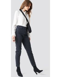 Trendyol - High Mom Jeans Black - Lyst