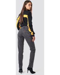 Levi's - Women's 501 Skinny Jeans Coal Black - Lyst