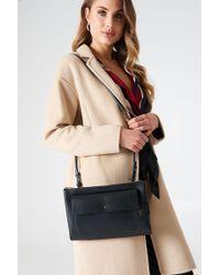 Filippa K - Ellie Leather Shoulder Bag - Lyst