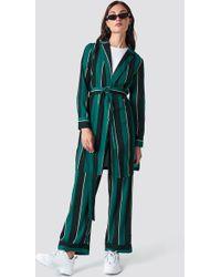 Rut&Circle - Striped Dress Jacket - Lyst