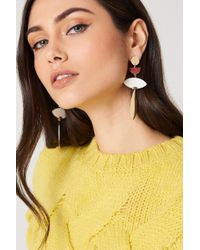 Mango - Mixed Pieces Earrings - Lyst
