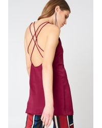 Motel Rocks - Haute Slip Dress - Lyst