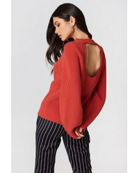 Filippa K - Sculptural Cotton Jumper - Lyst