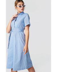 Mango - Carpas Dress - Lyst