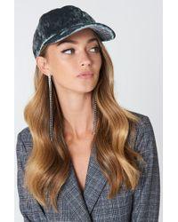 Vans - Glazier Hat Grey - Lyst