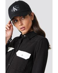 Calvin Klein - J Monogram Cap W - Lyst