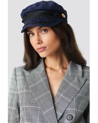 WOS - Vega Hat Blue - Lyst