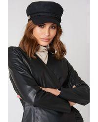 Rut&Circle - Baker Boy Hat Black - Lyst