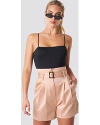 Mango - Gabisa Shorts Pink - Lyst