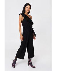 Rut&Circle - Ofelia One Shoulder Jumpsuit - Lyst