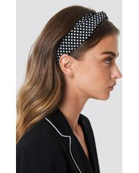 NA-KD - Dotted Hairband - Lyst