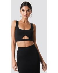 NA-KD - Cup Bandeau - Lyst