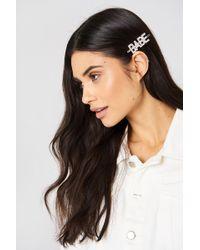 NA-KD | Babe Hairpin | Lyst