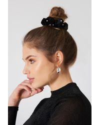 NA-KD | 2-pack Pearl Scrunchies | Lyst