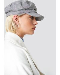 WOS - Squared Sailor Hat Squared - Lyst
