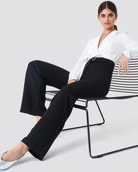 Trendyol - Belted Waist Jumpsuit - Lyst