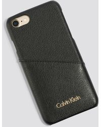 Calvin Klein - Frame Iphone 7/8 Cover - Lyst