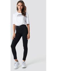 Cheap Monday - High Spray Black Jeans Black - Lyst