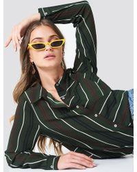 Rut&Circle - Evelyn Stripe Shirt Green - Lyst